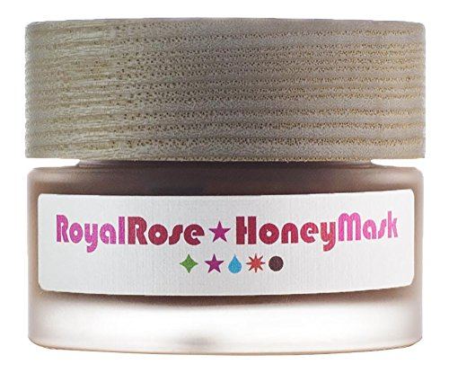 Living Libations - Organic/Wildcrafted Royal Rose Honey Mask (30 ml)