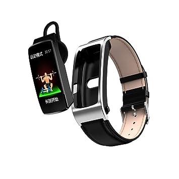 Amazon.com : Yukuai Sport Earphone Smartwatch Bracelet 2 in ...