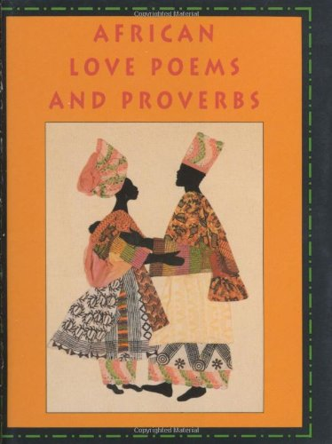 Search : African Love Poems and Proverbs with Bookmark (Petites)