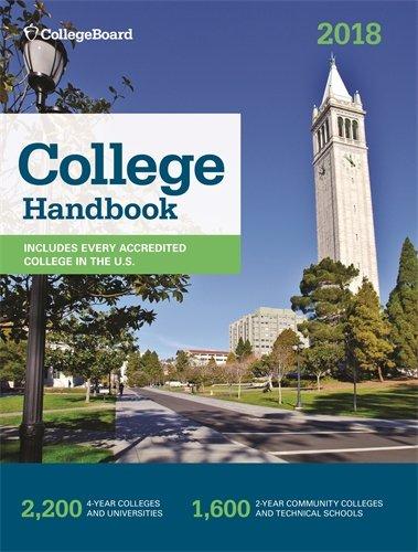 College Handbook 2018