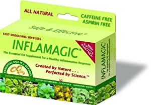 Inflamagic 30 Softgels