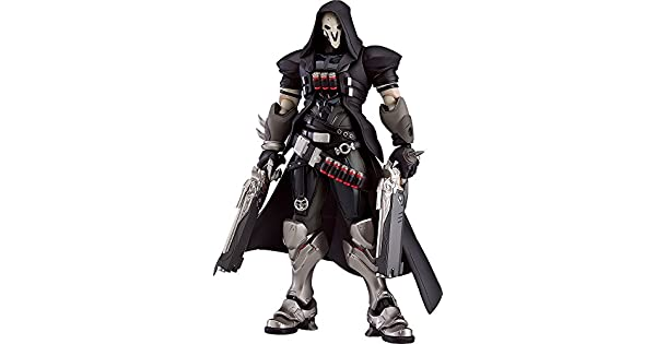 Amazon.com: Good Smile Overwatch: Figura de acción de Reaper ...