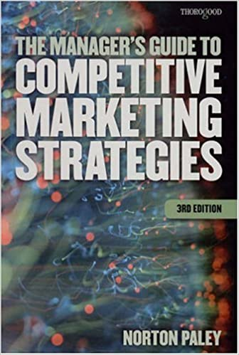 The Managers Guide to Competitive Marketing Strategies