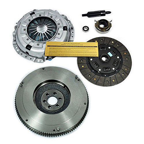 1990 90 Toyota Pickup Truck (EFT HD CLUTCH KIT+FLYWHEEL 1989-1995 TOYOTA 4RUNNER PICKUP TRUCK 2.4L 22R 22RE)