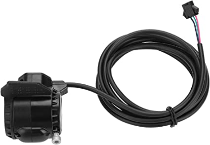 Finger Thumb Shifter Throttle Accelerator With 3 Wire For Electric Bicycle Parts