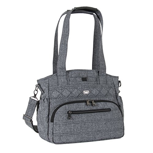 lug-womens-windjammer-everyday-travel-tote-heather-black-one-size