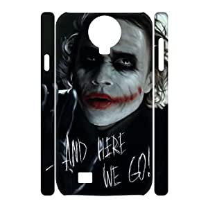 QSWHXN Joker Phone 3D Case For Samsung Galaxy S4 i9500 [Pattern-5]