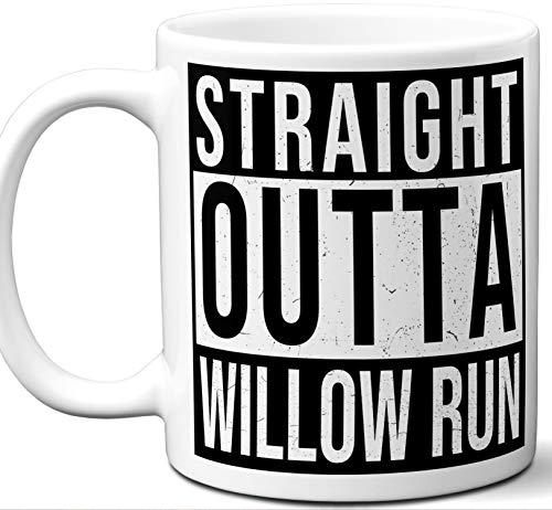 Comforter Willow - Willow Run Delaware DE Souvenir Gift Mug. Unique
