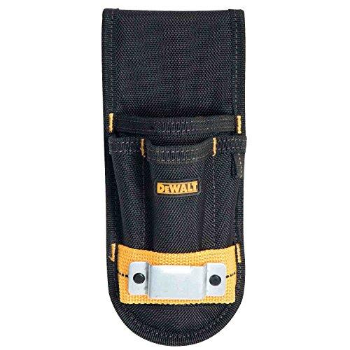 Custom-Leathercraft-Dewalt-DG5173-Heavy-duty-Construction-Tool-Holder-with-Multiple-Pockets