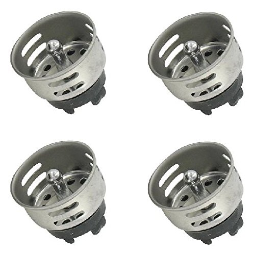 Valterra A01-2018VP Stainless Steel Bar Sink Strainer, Carded (4)