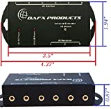 BAFX Products (Infrared) IR Remote Control Extender or IR Repeater Kit - Control 1 to 8 Devices