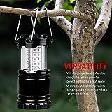 Portable Ultra Bright LED Lantern - for Hiking