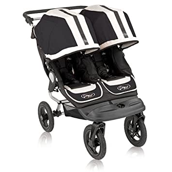 Baby Jogger City Elite Double Stroller Black Sport Amazon Ca Baby