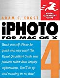 IPhoto 4 for Mac OS X, Adam Engst, 0321246624