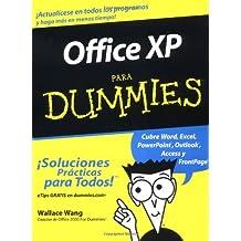 Office XP Para Dummies