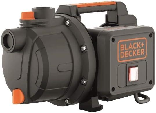 Black+Decker BXGP600PBE Bomba Autoaspirante con Caldera (19 litros ...