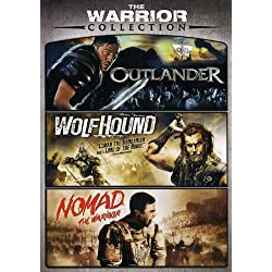 Warrior Triple Feature (Outlander/Wolfhound/Nomad)