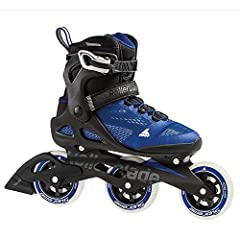Macroblade 100 3WD W is one of the fastest skates with superior lateral support. The higher boot design works well with the 3x100 set up to release one's inner racer. This skate is a great bridge product between the race and recreational skat...