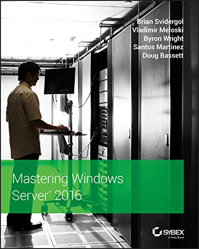 Santa Server - Mastering Windows Server 2016