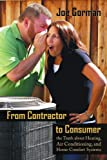 From Contractor to Consumer, Joe Gorman, 1440178178