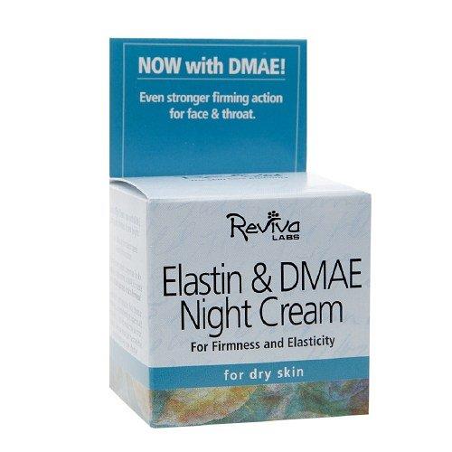 Reviva Elastin Night Cream, 1.5 FL Oz