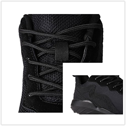 Sneaker show Top Black Fashion Walking Leader Sport Shoes Athletic Men's High Breathable ZvnOwxSUq