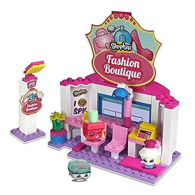 The Bridge Direct Shopkins Kinstructions Fashion Boutique: Toys & Games