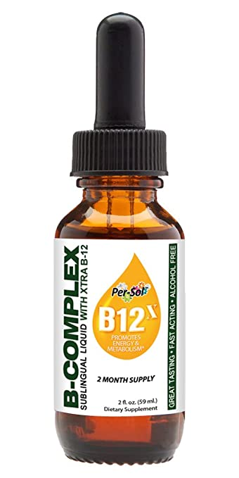 B12 Vitamin Spray (60 Servings) | Vitamina B12 para adelgazar (60 Porciones)