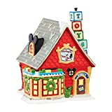 Department 56 Mickeys Toy Shop Mickeys Christmas Village Series