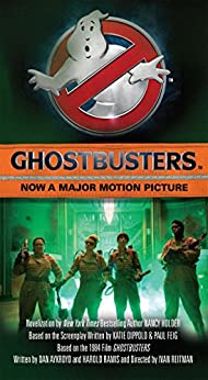 Ghostbusters by [Holder, Nancy]