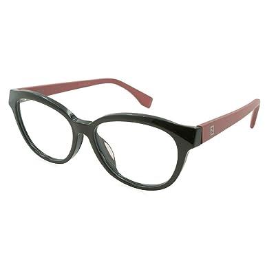 01077beda607 Fendi Rx Eyeglasses - FF0044 F Brown   Frame only with demo  lenses.-FF0044FMGT53FR