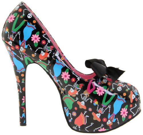 de Pinup Couture Couture tac Pinup zapatos S7qnYZw