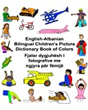 English-Albanian Bilingual Children's Picture Dictionary Book of Colors (FreeBilingualBooks.com)