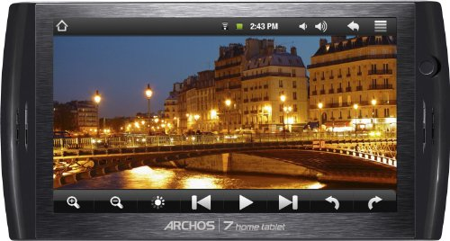 Archos 7c 501690 7-Inch Android Home Tablet - Black