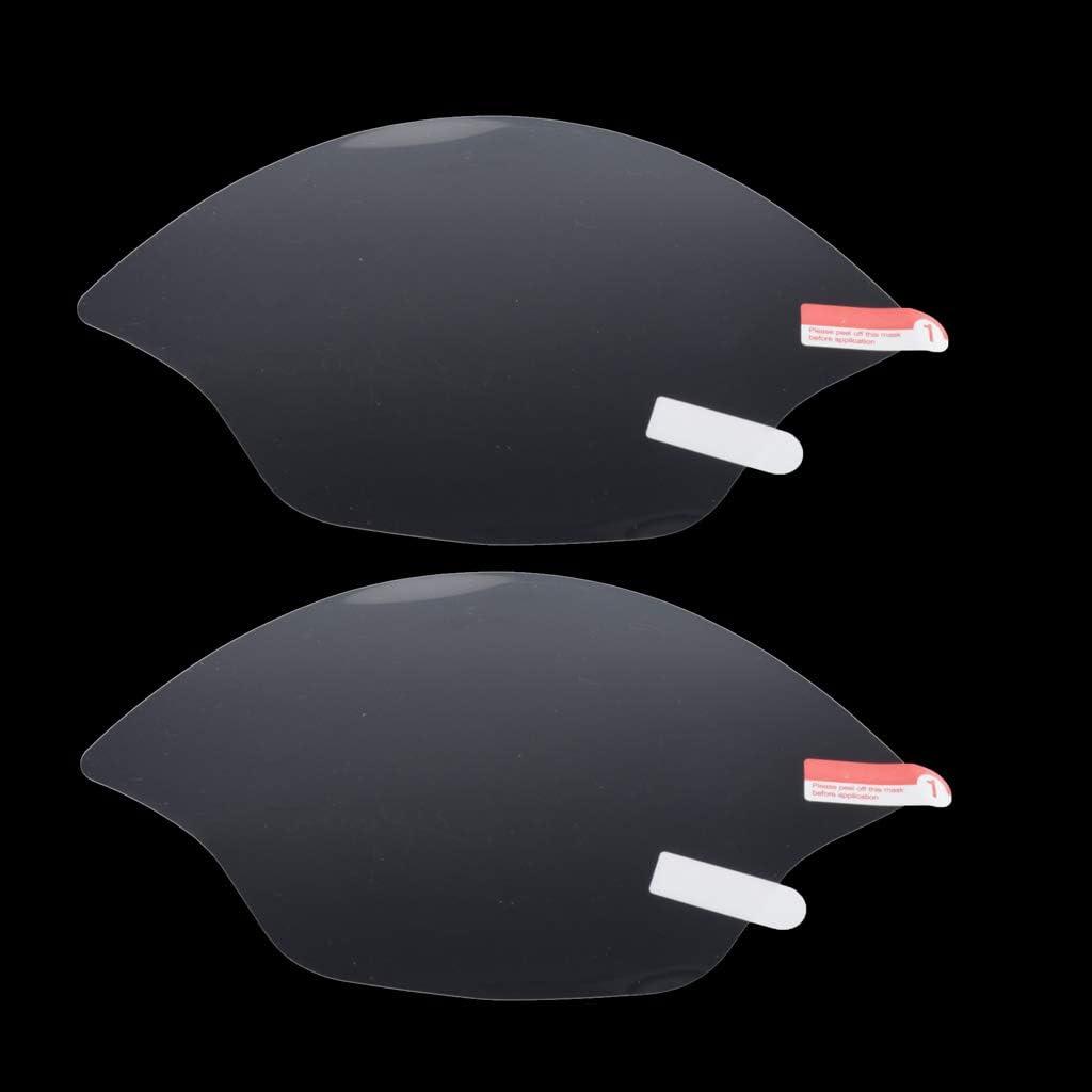 H HILABEE 2er Pack Klare Displayschutzfolie Kratzschutzfolie f/ür Motorrad Cluster-Display passend f/ür Vespa GTS 2017-2018