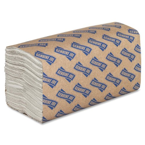 Genuine Joe GJO21120 C-Fold Paper Towels (Pack of 2400)