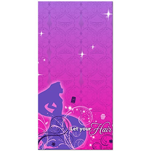 Tangled Sparkle Plastic Tablecover (1ct)