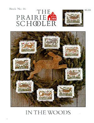 - In the Woods Cross Stitch Chart