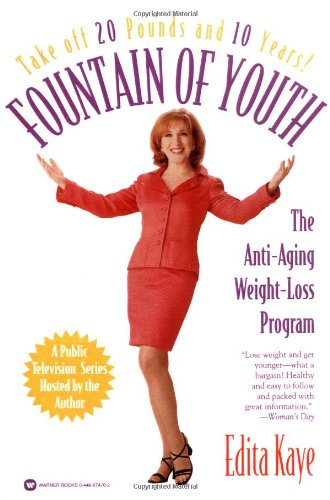 51BXxkh72AL - Fountain of Youth: The Anti-Aging Weight-Loss Program