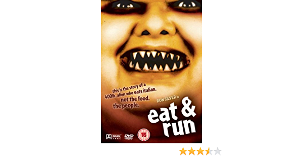 Eat And Run [DVD] by Ron Silver: Amazon.es: Ron Silver, R.L. ...