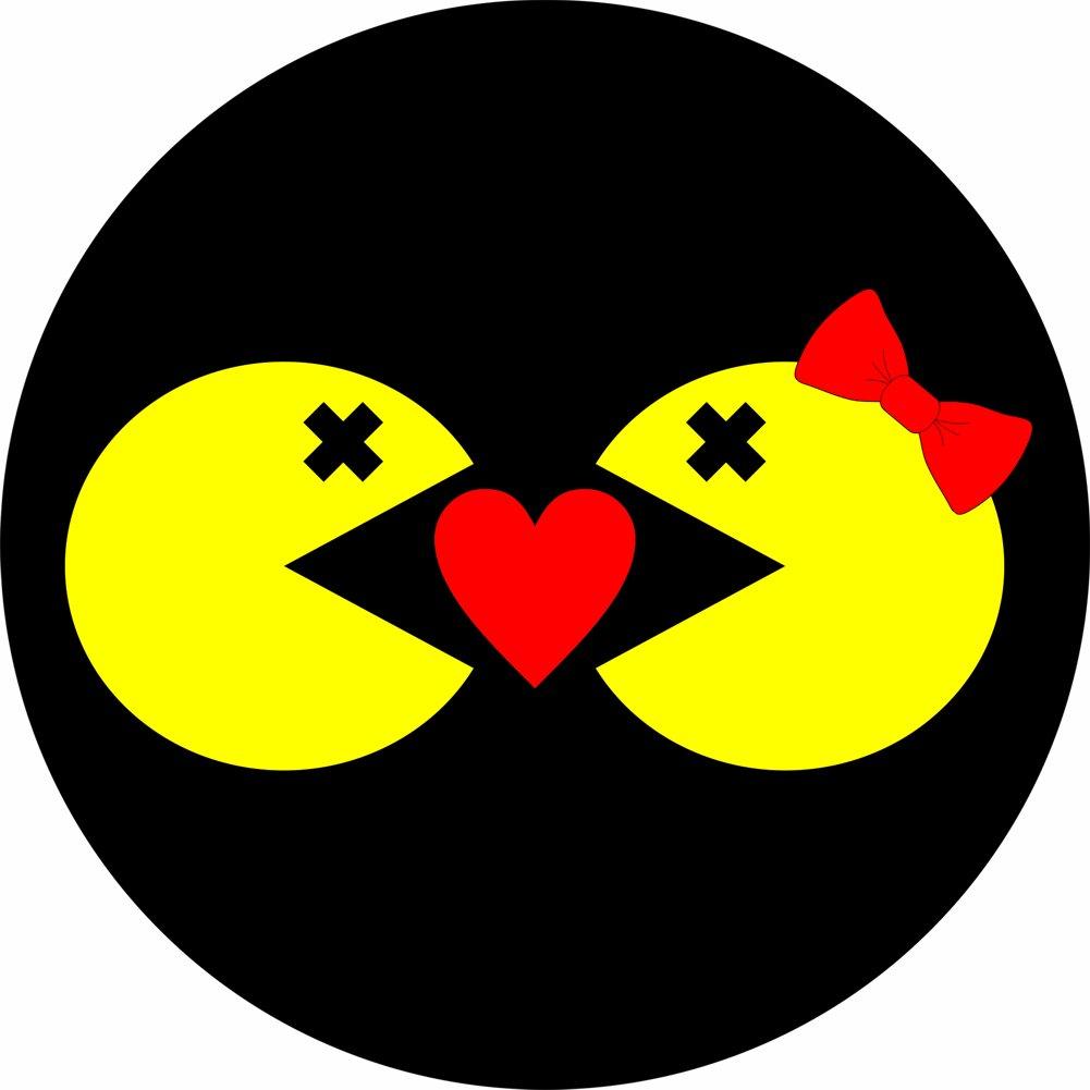 Amazon.com: El Sr. Y La Sra. Pacman Compartir Corazón – 1 ...