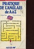 pratique de l anglais de a a z by michael swan 1983 05 04