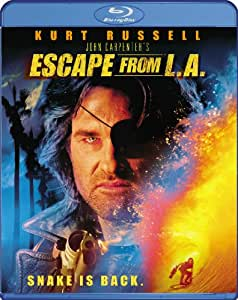 Escape from L.A. [Blu-ray]