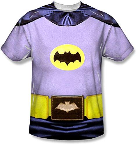 Batman Classic TV - Batman Costume T-Shirt Size XXXL