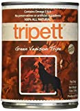 Petkind Tripett Green Venison Tripe Canned Dog Food, 13-oz, 12 Count by Tripett