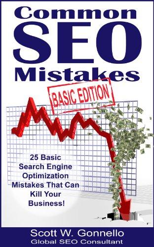 Common SEO Mistakes: Basic Edition