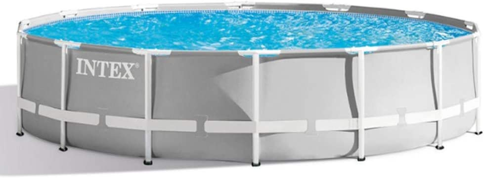 Intex piscina tubular redonda 3,66 x 1,22 m.: Amazon.es: Hogar