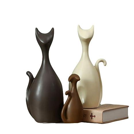 Amazon.com: Figurines Nórdicos Hogar Salón Decorativos de ...