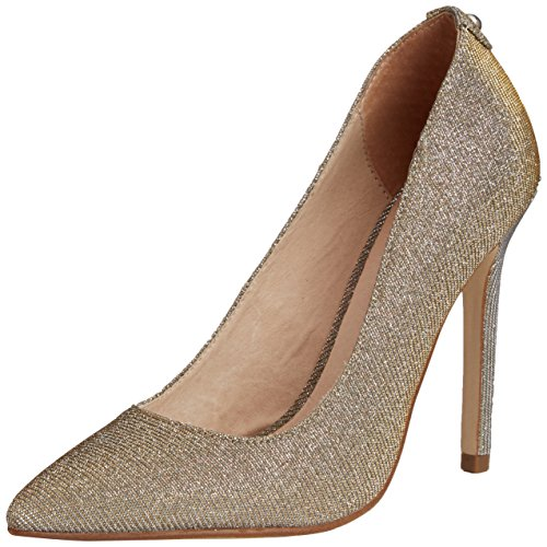 Moda in Pelle Jecca Damen Pumps Gold (Champ)