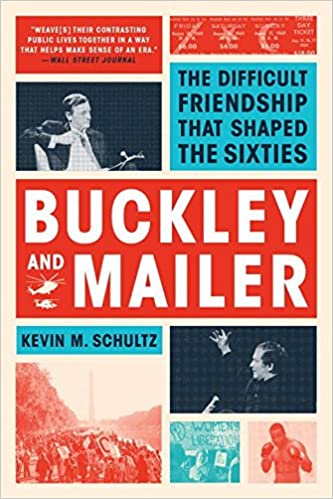 Image result for buckley mailer